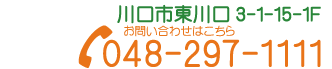 埼玉県川口市東川口3-1-16